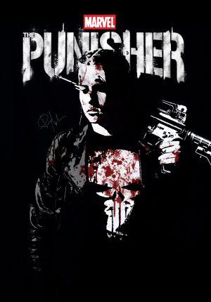 Punisher póster